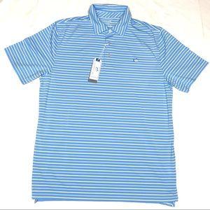 Southern Tide Men's Size L performance polo shirt